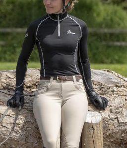 LeMieux Base Layer – Black
