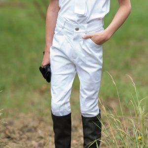 Childrens Equetech Boys Sport Breeches