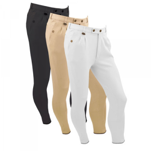 Childrens Equetech Boys Casual Breeches