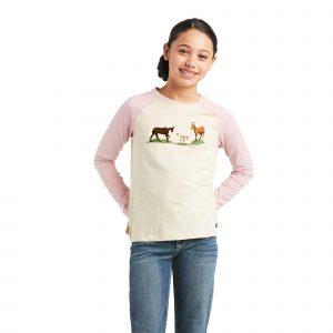 Ariat Kids Pasture Scene T-Shirt