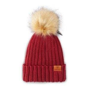 Ariat Cotswold Beanie – Rhubarb