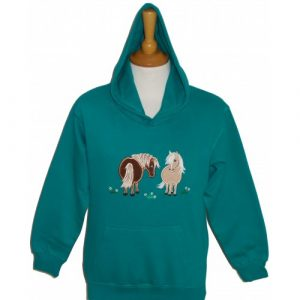 British Country Collection Hoodie – Ruby and Honey