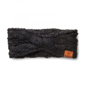 Ariat Cable Headband – Black