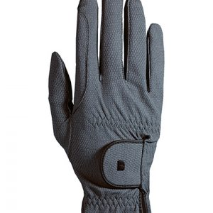 RoeckI Grip Riding Glove – Anthracite