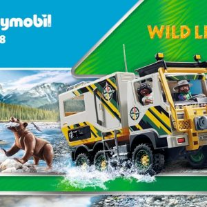 Playmobil – Outdoor Expedition Truck