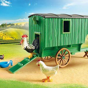 Playmobil – Chicken Coop