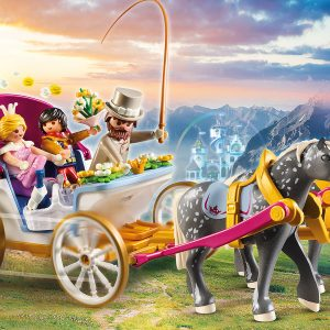 Playmobil – Horse-Drawn Carriage