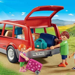 Playmobil – Family Car