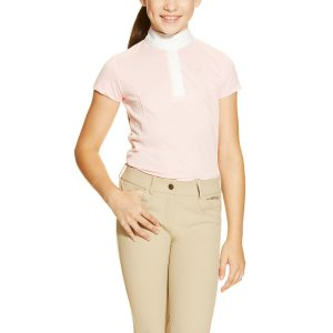 Childrens Ariat Aptos Show Top – Blossom
