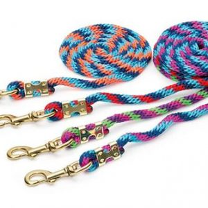 Shires Topaz Leadrope