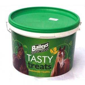Baileys Horse Treats Bucket *Delivery within Ireland Only*