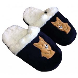 Grays Gift Boxed Fox Slippers