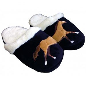 Grays Gift Boxed Gallop Slippers- Small