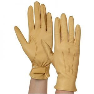 The Competitor Ladies Leather Glove