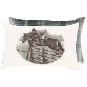 Grays Tweed Back Jumper Cushion