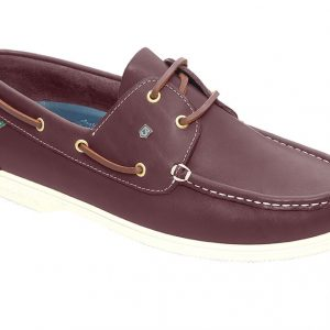 Dubarry Admirals Deck Shoe – Burgundy