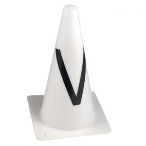 Shires Dressage Marker Cones – Set of 4