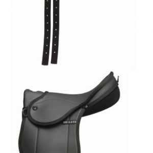 HI-LITE Bambino Childrens First Saddle