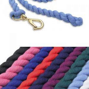 Shires Cotton Leadrope