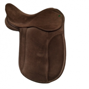 Ideal 15 Inch Show Pony Suede saddle