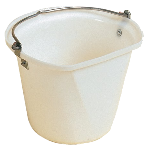 Stubbs Flat Sided Stable Bucket