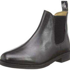 Harry Hall Ladies Buxton Jodhpur Boot – Black