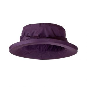 Target Dry Canterbury Hat – Aubergine