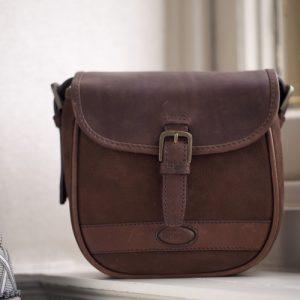 Dubarry Ballymena Saddle-style Handbag