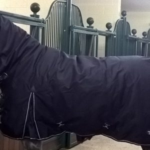 Annaghmore Saddlery 450 Fixed Neck Turnout