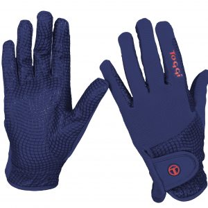 Toggi Budenny Riding Glove – Midnight Blue