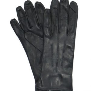 The Competitor Childs Leather Glove – Black