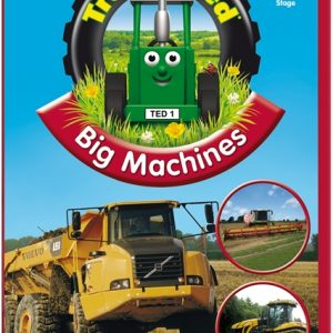 Tractor Ted DVD – Big Machines