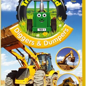 Tractor Ted DVD – Diggers & Dumpers