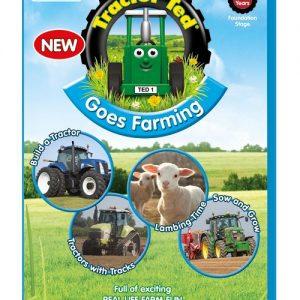 Tractor Ted DVD – Goes Farming
