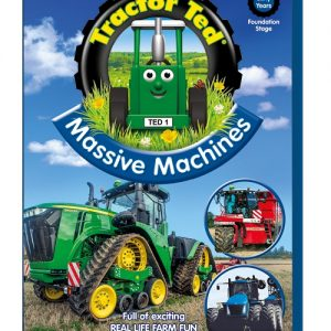 Tractor Ted DVD – Massive Machines