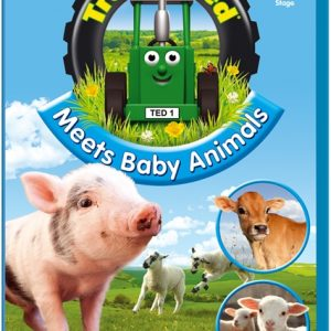 Tractor Ted DVD – Meets Baby Animals