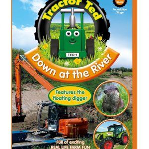 Tractor Ted DVD – Down At The River
