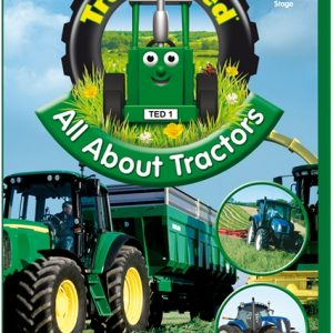 Tractor Ted DVD – All About Tractors
