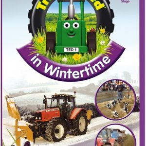 Tractor Ted DVD – In Winter Time
