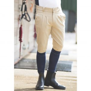 Mens Equetech Kingham Breeches – Beige