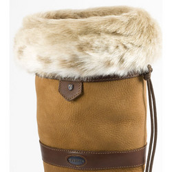 Dubarry Faux Fur Boot Liners – Lynx