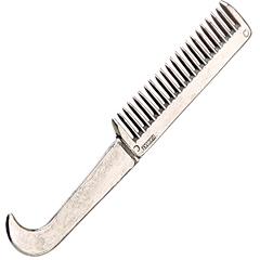 Lincoln Hoof Pick Pulling Comb