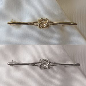 Equetech Knot Stock Pin
