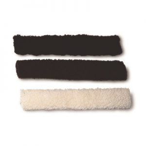 Cottage Craft Simulated Sheepskin Noseband Cover