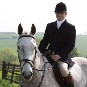 Mens Equetech Wool Frock Hunt Coat