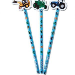 Tractor Ted Pencil And Topper