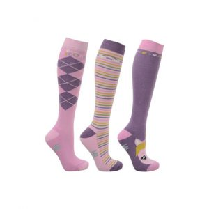 HyFASHION Little Unicorn Socks – Pack Of 3