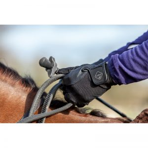 Le Mieux Pro Touch Riding Gloves – Black