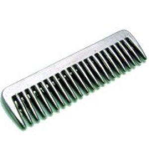 Shires Small Aluminium Comb