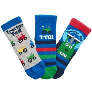 Tractor Ted Socks